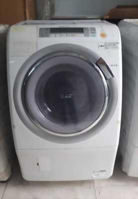 Máy giặt cũ nội địa National NA-VR2200,hàng Vip sấy block