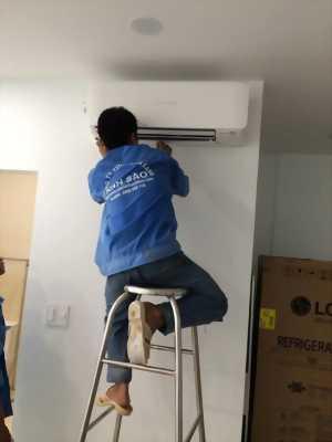 Thi công máy lạnh Multi Daikin  cho căn hộ tại Tp.HCM – Ánh Sao bao giá toàn quốc