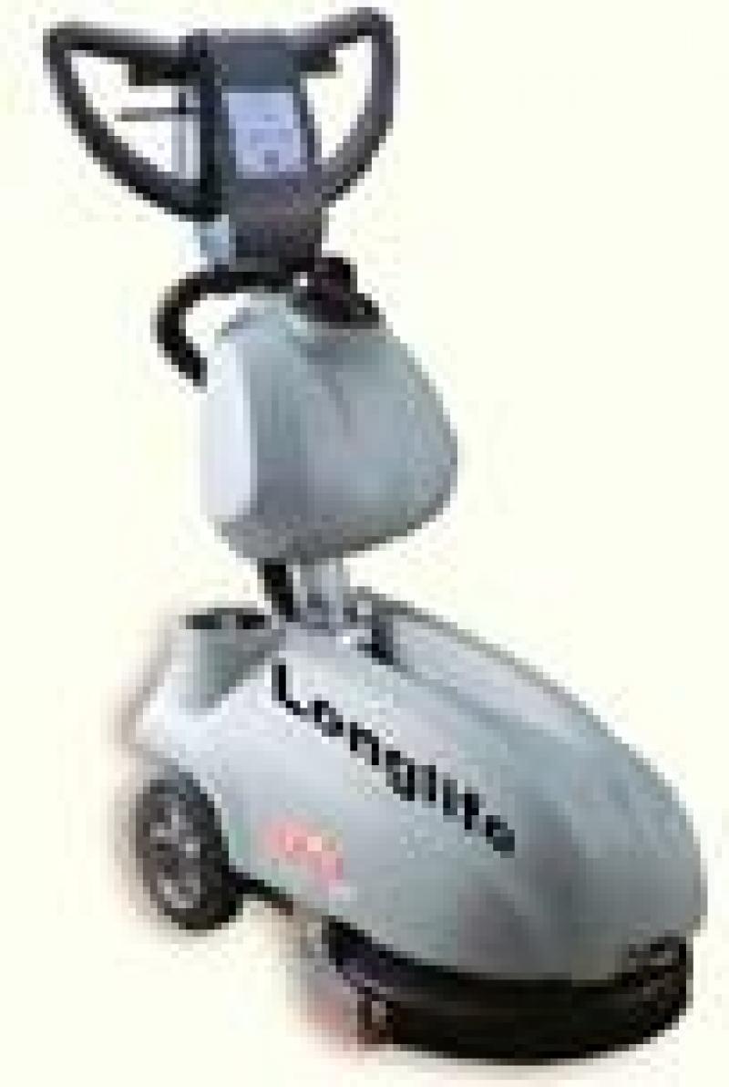 máy chà rửa sàn liên hợp tự động công nghiệp longlife
