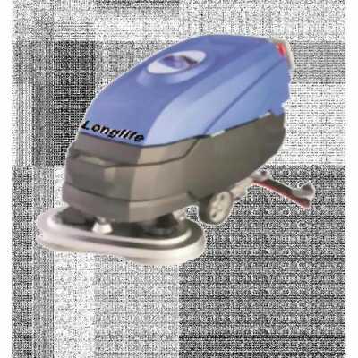 máy chà sàn liên hợp tự động công nghiệp longlife