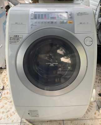 Máy giặt cũ 6kg NATIONAL NA-V62, sấy 4kg (2006)