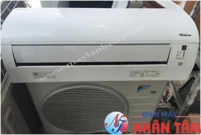 Máy lạnh cũ nội địa DAIKIN 1HP INVERTER GAS R32 DATE 2012-2013