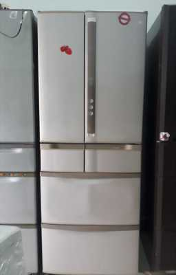 Tủ lạnh HITACHi R-SF54YM (T) 451L,công nghệ hút chân không 2008