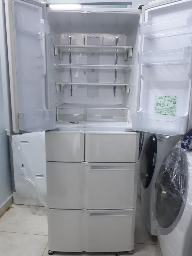 Tủ lạnh nội địa MITSUBISHI MR-G47N-W1 465L màu trắng