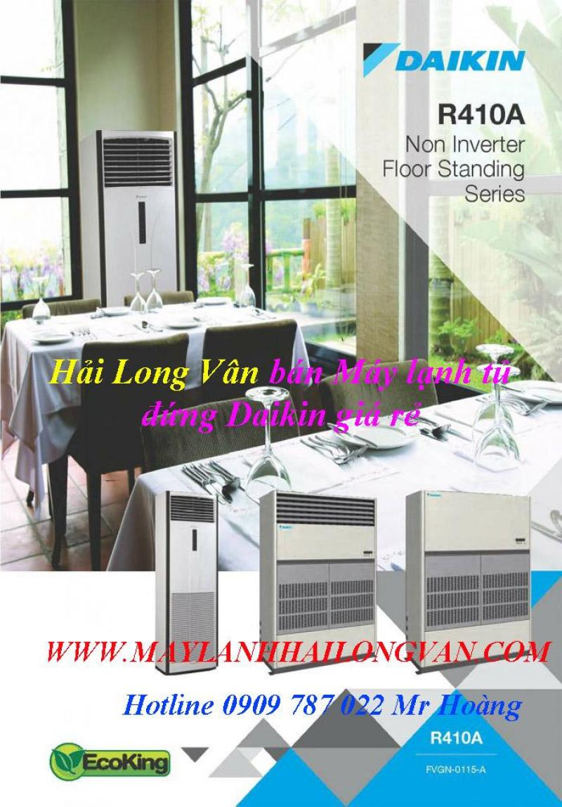Nhận thi công máy lạnh tủ đứng LG giá rẻ cho các công trình, nhà ở