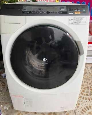 Máy giặt Panasonic NA-VX710SL 9kg sấy 6kg  sấy Block màu trắg