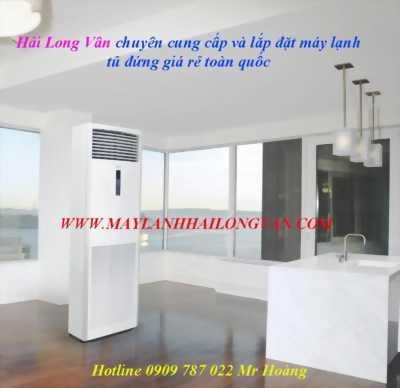 Mã giảm giá cực ưu đãi tại Hải Long Vân - nhận lắp đặt máy lạnh tủ đứng LG