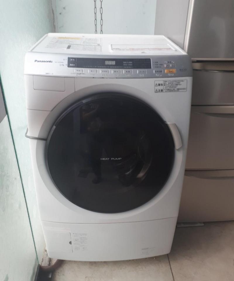 Máy giặt nội địa PANASONIC NA-VX5000 sấy block