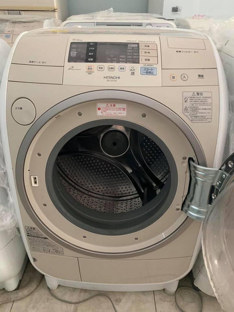 Máy giặt nội địa HITACHI BD-V21000 đã qua sử dụng