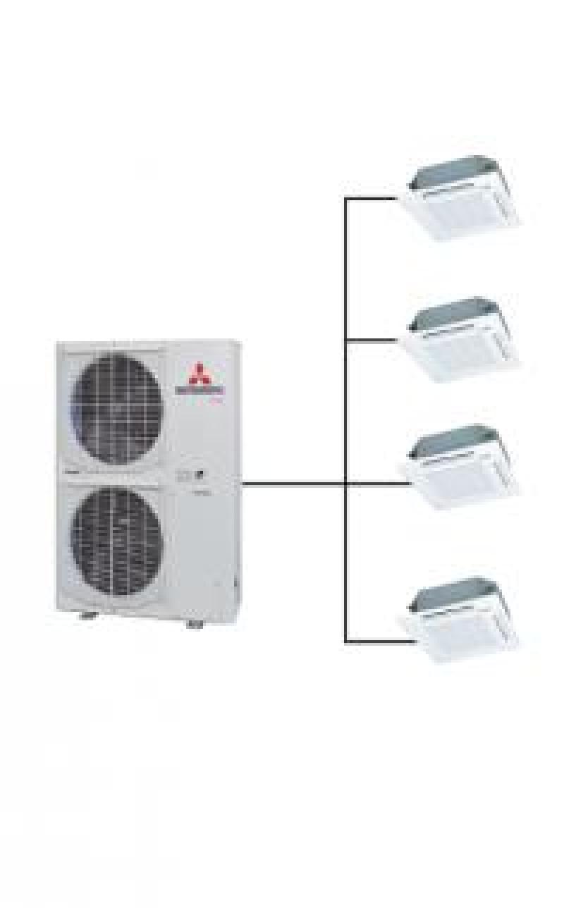Báo giá rẻ sát gốc khi thi công dòng máy lạnh multi Daikin - giá bán rẻ nhất