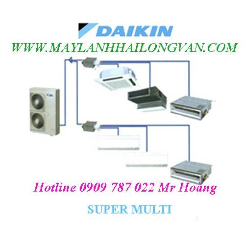 Thầu số 1 miền Nam chuyên bán &  thi công máy lạnh multi Daikin giá rẻ