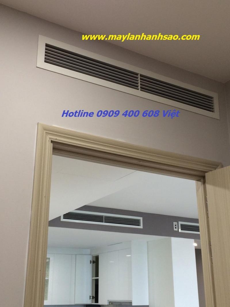 Dịch Vụ Lắp Đặt Máy Lạnh TP.HCM – Đơn Vị Lắp Đặt Máy Lạnh Multi Daikin