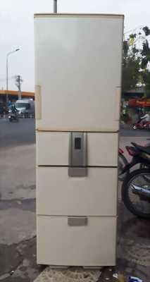 Tủ lạnh SHARP SJ-HL42P-C 415L đời 2008 giá rẻ