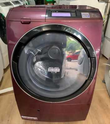 Máy Giặt HITACHI BD-ST9600R giặt 10kg sấy 6kg hàng xài lướt như mới đời 2013