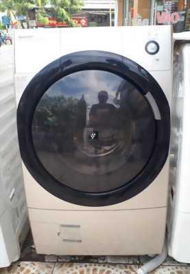 Máy giặt SHARP ES-Z100 9kg sấy 6kg đời 2013  màu champagne còn rất mới   giặt 9.0 kg đáp ứng tốt nhu cầu giặt giũ cho gia đình có nhiều hơn 6 thành viên 😋  👉Một số công nghệ của máy:  ----- Công nghệ P