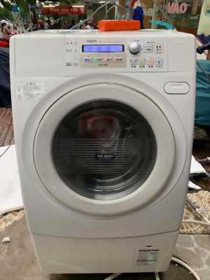 Máy giặt SANYO DJ6100 9kg sấy 6kg,date 2013 cực hiếm