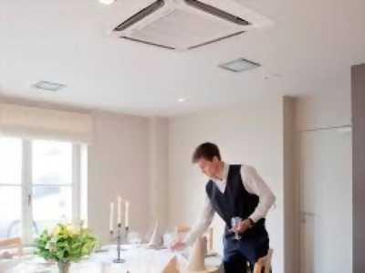 Dòng giá rẻ , đẹp , chất lượng cao - máy lạnh âm trần Daikin & LG