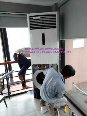 Máy lạnh tủ đứng fvrn100bxv1v/rr100dbxv1v- 4 ngựa- Malaysia- npp Đại Đông Dương