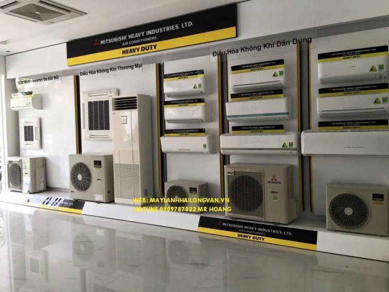 Đại lý cấp 1 chuyên bán và thi công máy lạnh Mitsubishi các loại - giá tốt nhất MN