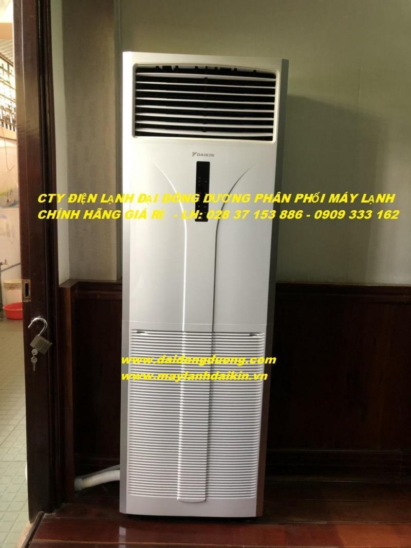 Máy lạnh tủ đứng Daikin fvrn71bxv1v/rr71cbxv1v-3hp- Malaysia- giá tốt nhất SG