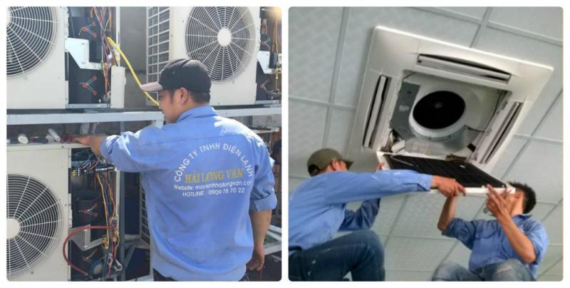 Nơi phân phối máy lạnh âm trần Daikin , Mitsubishi , Gree chính hãng giá tốt nhất Tp HCM