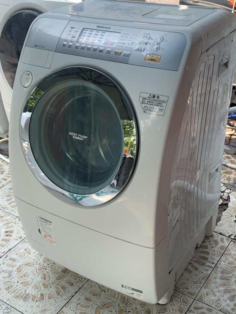Máy giặt National NA-VR1100 giặt 9kg Sấy 6kg Sấy Block, màn hình LED