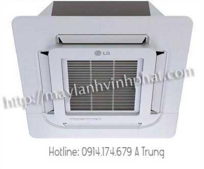 Nhà cung cấp Máy lạnh âm trần thương hiệu LG 4HP (Thái Lan) giá đại lý rẻ nhất