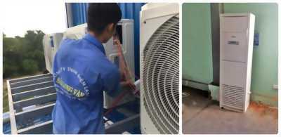 Điểm phân phối máy lạnh tủ đứng chính hãng cho hội trường , nhà xưởng , quán cafe ... giá xưởng