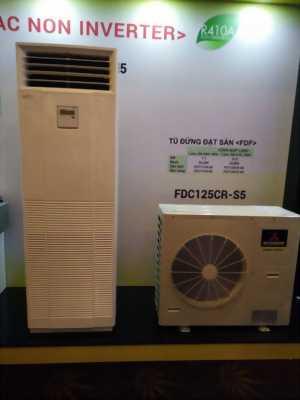 Tại Củ Chi ở đâu bán và lắp đặt máy lạnh tủ đứng tốt nhất cho hội trường