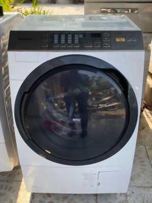 Máy giặt nội địa PANASONIC NA-YVX530L giặt 9kg sấy 6kg đời 2013 leng keng