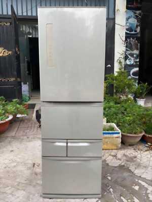 Tủ lạnh nội địa Nhật Toshiba 𝗚𝗥-𝟰𝟯𝟯𝗚𝗦 𝗗𝗔𝗧𝗘 𝟮𝟬𝟭𝟯
