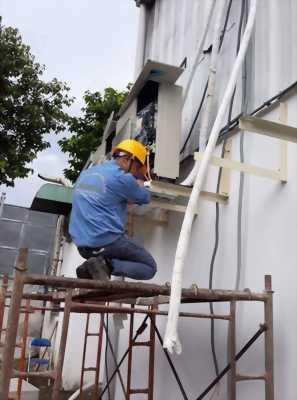 Đội ngũ nào chuyên lắp đặt máy lạnh âm trần uy tín nhất Tp HCM?