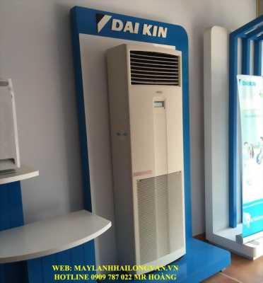 Nhà phân phối máy lạnh tủ đứng Daikin chính hãng - mới 100% cho hàng nhập khẩu
