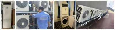 Giá tiêu chuẩn của 1 bộ máy lạnh tủ đứng + giá lắp đặt rẻ nhất