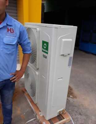Đơn vị bán buôn và thi công máy lạnh tủ đứng công nghiệp và bảng giá chi tiết