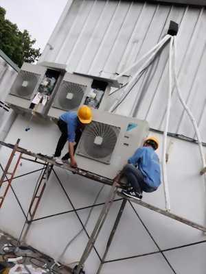 Phí lắp đặt một bộ máy lạnh âm trần tầm bao nhiêu ?