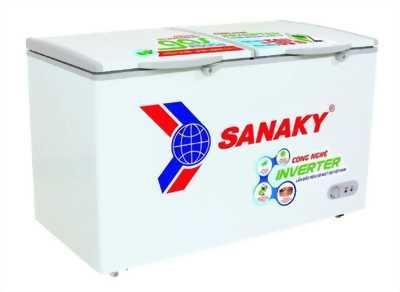 Bán tủ đông SANAKY INVERTER 300L