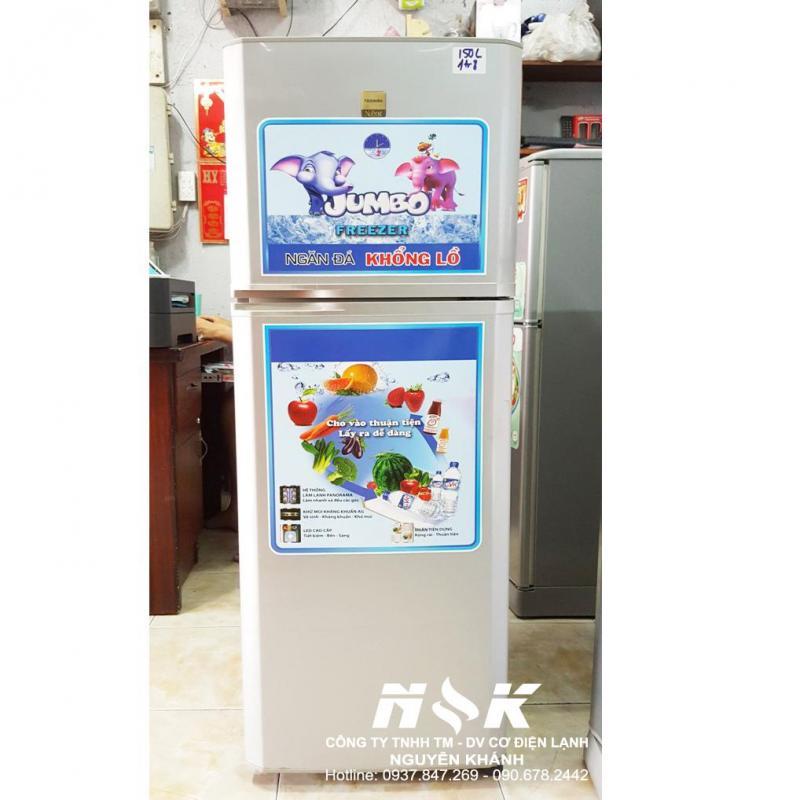 Tủ Lạnh Toshiba 145 lít Japan