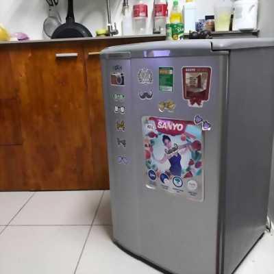 Bán tủ lạnh Sanyo 93 lít như mới