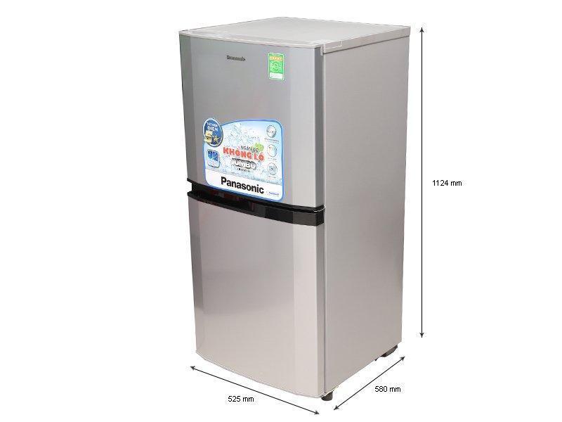 Bảng giá tủ lạnh Panasonic 135l vào thời điểm đầu tháng 9/2017