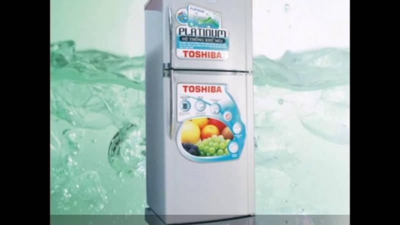 Cập nhật giá các tủ lạnh toshiba vào thời điểm đầu tháng 09/2017.