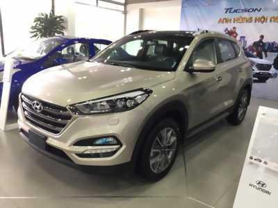 Hyundai Tucson bản Dầu mới nhất