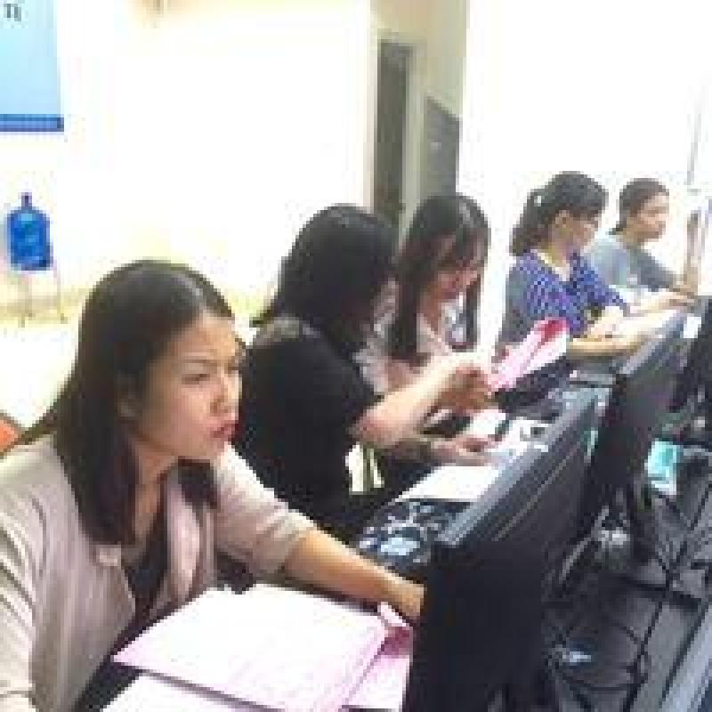 Liên tục Tuyển sinh lớp kế toán thực hành thực tế tại Bãi cháy- Hạ Long