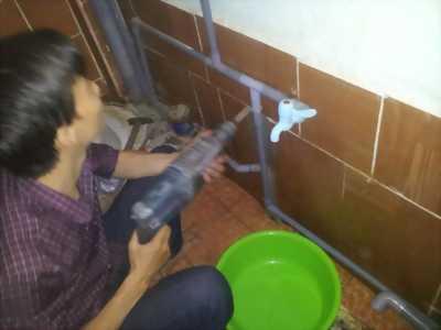 Thợ điện, nước nuôi ăn ở