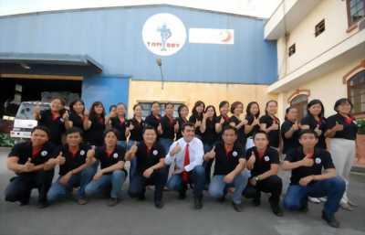 Tuyển 5 nam làm tại công ty Tomboy Gò Đen