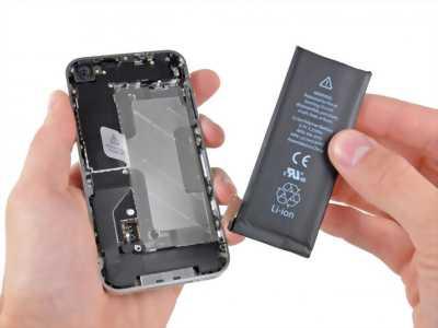 Pin iphone 5/5S bóc máy