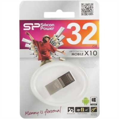 USB Silicon Power 32GB 2.0 mới 100%