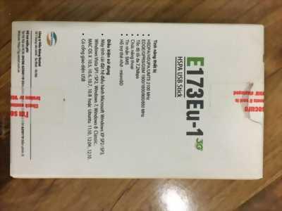 usb 3g viettel e173 mới có hộp thanh lý giá sốc