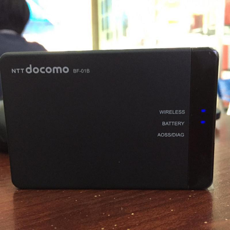BỘ PHÁT WIFI 3G 4G NHẬT BẢN TẶNG SIM VINA 120GB