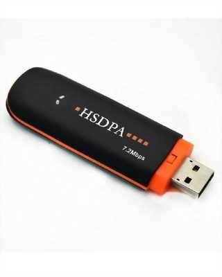 USB 3G CHÍNH HÃNG HSDPA + Tặng Sim Vina 120gb